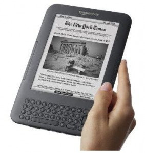 Amazon Kindle 3 Test