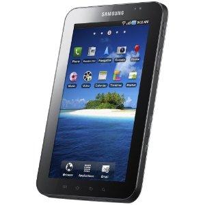 Samsung Galaxy Tab Test VG II