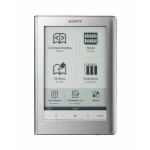 Sony Reader PRS-650-Test