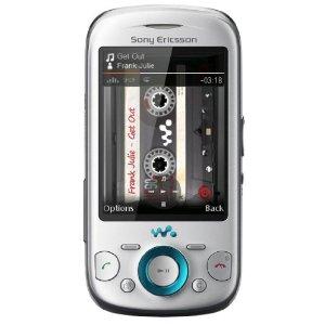 Sony Ericsson Zylo W20i -test-handy