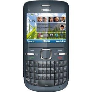 Nokia C3 Test