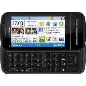 Nokia C6 Test
