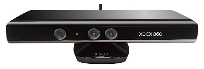 Xbox Kinect Test