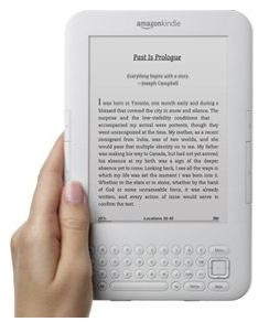 Amazon Kindle 3 Test: E-Book-Reader & Kindle 3 PDF News ...