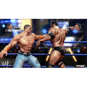 WWE All Stars-kinect