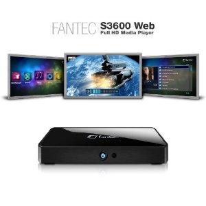 Fantec S3600 Mediaplayer