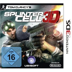 Tom Clancy's Splinter Cell 3D