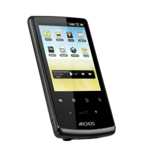 Archos 28 Internet Tablet Test