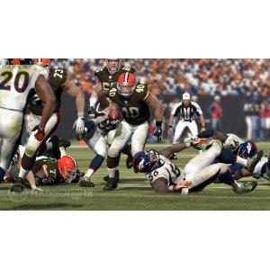 NFL Madden 12 Kinect