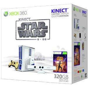 Star Wars Kinect Bundle Xbox 360