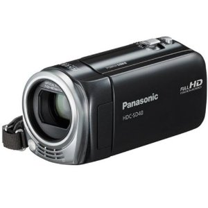 Panasonic HDC-SD40 Test