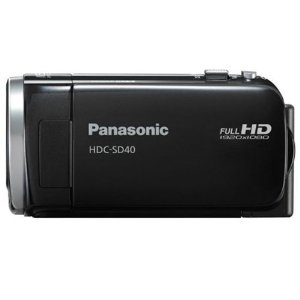 Panasonic HDC-SD40 Test