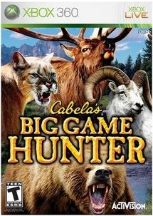 Cabela-s Big Game Hunter Kinect