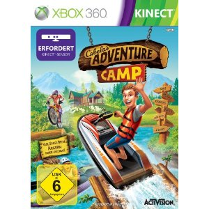 Cabelas Adventure Camp-Kinect