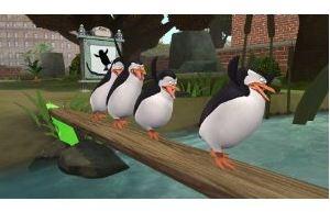 Pinguine aus Madagascar