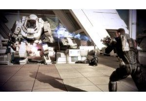 Mass Effect 3 kinect
