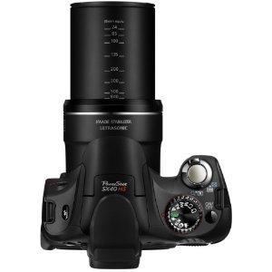 Canon PowerShot SX40 HS Test