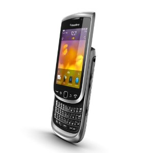 BlackBerry Torch 9810 Test
