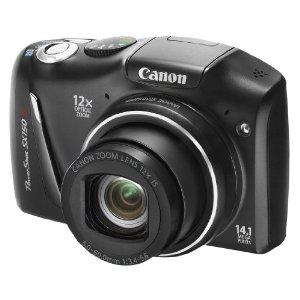 Canon PowerShot SX150 IS Test