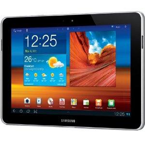 Samsung Galaxy Tab 10.1N Test