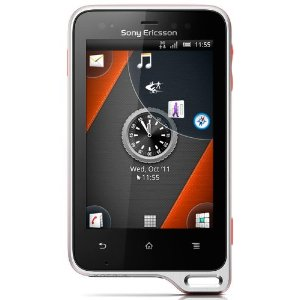 Sony Ericsson Xperia Active-Test