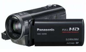 Panasonic HDC-SD90 Test