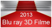 Blu ray 3D 2013