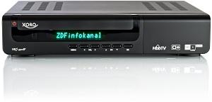 Xoro HRS 9500IP