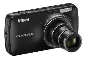 Nikon S800c Kompaktkameras 2013