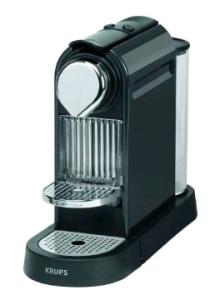 Foto: Krups XN 720T Kapselmaschine Nespresso Citiz