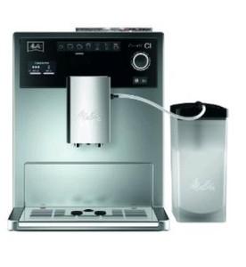 Foto: MELITTA® E 970-101 Kaffeevollautomat CAFFEO® CI® silber One-touch Cappuccino