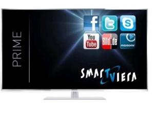 Foto: Panasonic TX-L55ETW60 139 cm (55 Zoll) 3D LED-Backlight-Fernseher