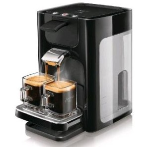 Foto: Philips HD7863-60 Senseo Quadrante - System für Kaffeepads
