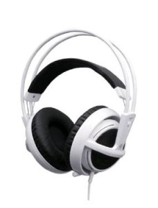 Foto: SteelSeries Siberia v2 Full-Size Headset weiß