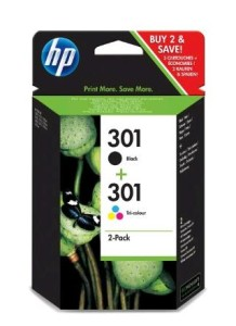 Foto: HP Original Druckerpatrone 301