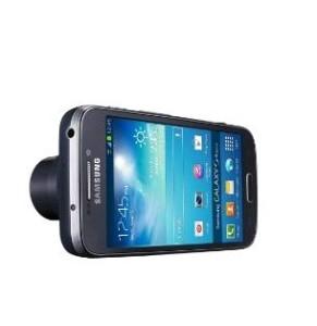 Foto: Samsung Galaxy S4 zoom Smartphone (10,9 cm (4,27 Zoll) Super-AMOLED-Touchscreen, 8 GB interner Speicher, 16 Megapixel Kamera